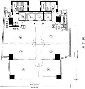 苏杭街69号 -标准平面图