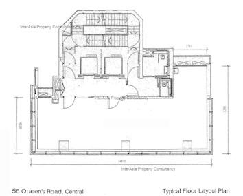 丰乐行 -标准平面图
