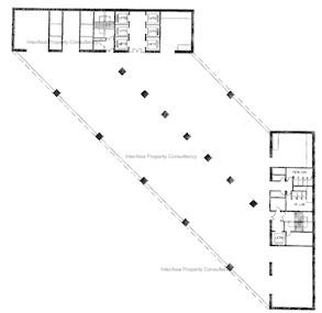 皇室大厦 安达人寿大楼 -标准平面图