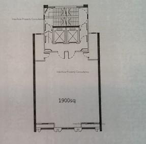 康诺维港大厦 -标准平面图