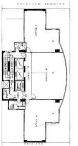 华侨商业大厦 -标准平面图
