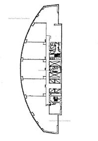 皇后大道中181号 -标准平面图