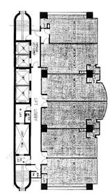 陆佰中心 -标准平面图