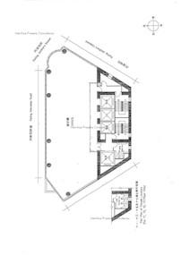 黄金广场 -标准平面图