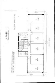 金马伦广场 -标准平面图