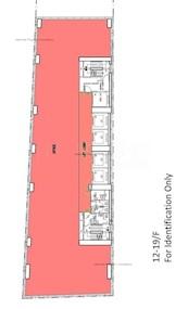 丰盛创建大厦 -标准平面图