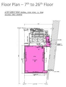 金利丰中心 -标准平面图