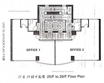朱钧记商业中心 -标准平面图