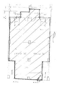 余氏大厦 -标准平面图