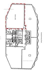 上海实业大厦 -标准平面图