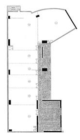 亿京广场 -标准平面图