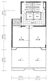 胜任商业大厦 -标准平面图