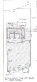 泰基商业大厦 -标准平面图