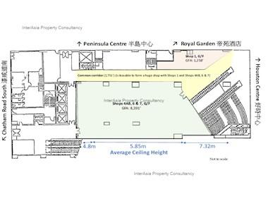 安达中心 -标准平面图