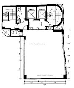 Somptueux Central -标准平面图