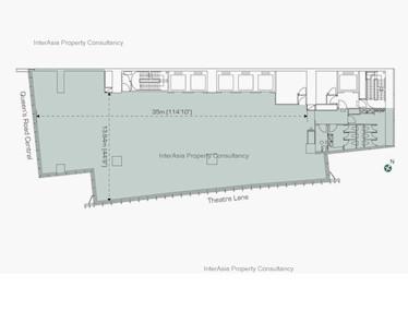 陆海通大厦 -标准平面图