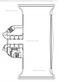 香港会所大厦 -标准平面图