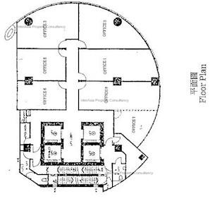 帝后广场 -标准平面图