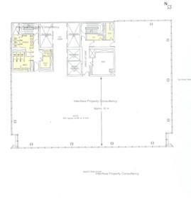 约克大厦 -标准平面图