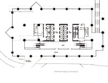 太古城中心3期 -标准平面图