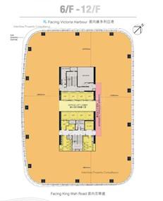 京华道18号 -标准平面图