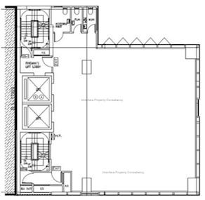 太子集团中心 -标准平面图