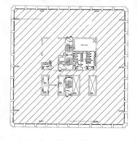 告罗士打大厦 -标准平面图
