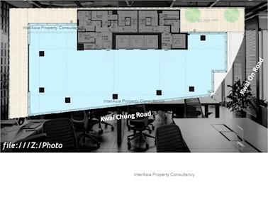 葵安路1号 -标准平面图
