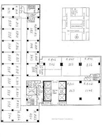 荷李活商业中心 -标准平面图