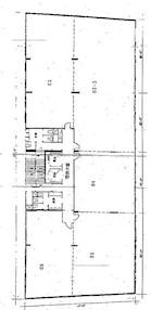 远东发展大厦 -标准平面图