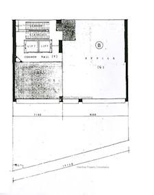 兴隆大厦 -标准平面图
