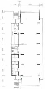 宝光商业中心 -标准平面图
