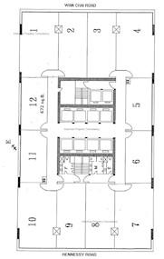 集成中心 -标准平面图