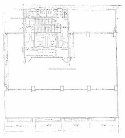 金星大厦 -标准平面图