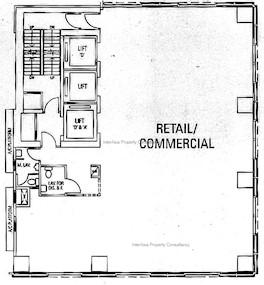 轩尼诗道256号 -标准平面图
