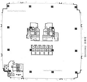 统一中心 -标准平面图
