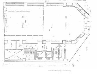 帝权商业大楼 -标准平面图