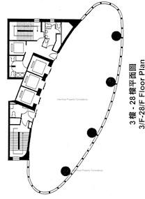 云咸街8号 -标准平面图