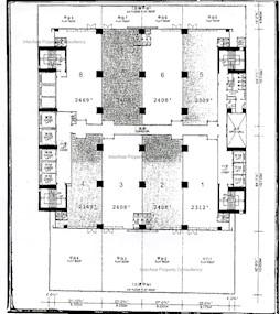 华兰中心 -标准平面图