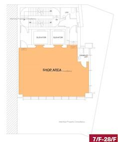 骆克駅 -标准平面图