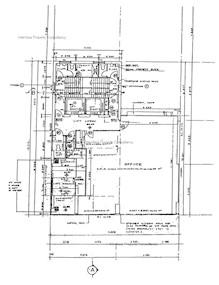 华懋金马伦中心 -标准平面图
