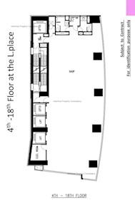 皇后大道中139号 -标准平面图