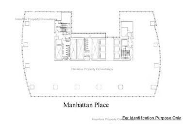 Manhattan Place -标准平面图