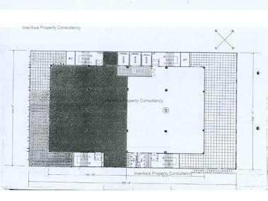 联合兴业工业大厦 -标准平面图