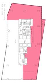 企业广场五期 二座-标准平面图
