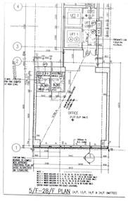 天威中心 -标准平面图