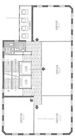 富辉商业中心 -标准平面图