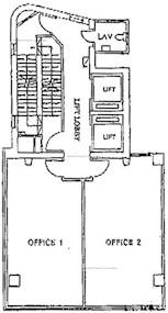 怡和街22号 -标准平面图