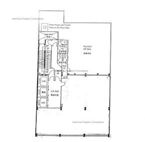 庄士大厦 -标准平面图