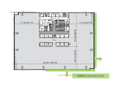 金利丰国际中心 -标准平面图